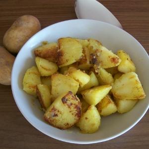 Bratkartoffeln=